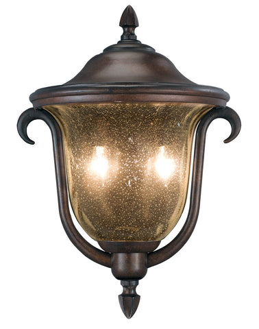 Santa Barbara Outdoor 2 Light Medium Porch Light