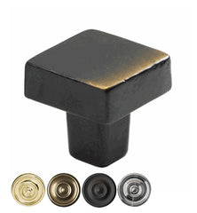 Schaub Vinci Square Cabinet & Furniture Knob