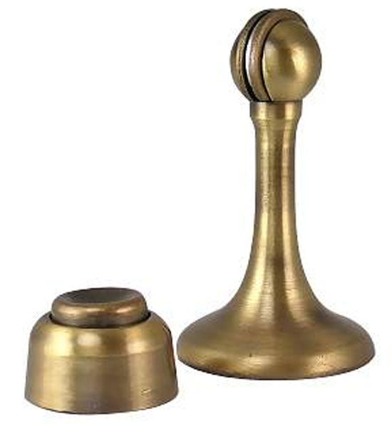 3 Inch Wall Magnetic Door Stop in Several Finishes