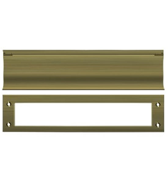 13 Inch Brass Mail & Letter Flap Slot