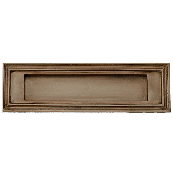 Mission Style Mail Slot for Front Doors – Antique Hardware Supply