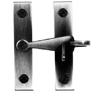 Pigtail Iron Cabinet Latch