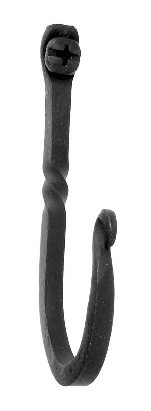 Colonial 3 1/2 Inch Hand Forged Utility Style Hook