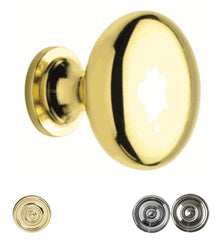 1 1/4 Inch Allison Value Round Cabinet Knob