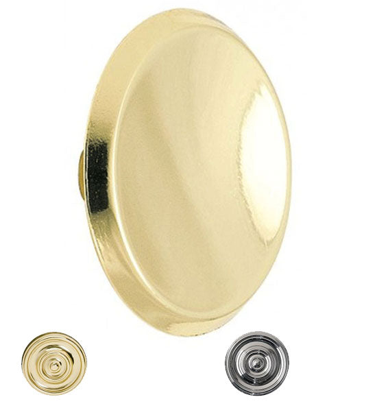 1 1/2 Inch Over Sized Saucer Style Cabinet Knob