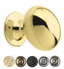 1 3/8 Inch Allison Value Round Oversized Knob