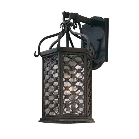 LOS OLIVOS 1 Light WALL LANTERN SMALL