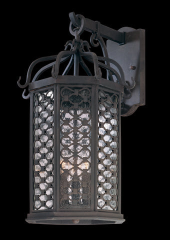 Los Olivos 3 Light Wall Lantern Medium