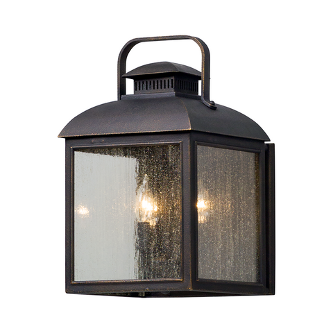 CHAMBERLAIN 3 Light WALL LANTERN MEDIUM