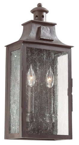 Newton 2 Light Wall Pocket Lantern Medium