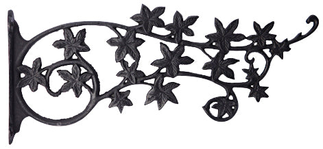 15 1/4 Inch Solid Iron Flower Pot Holder