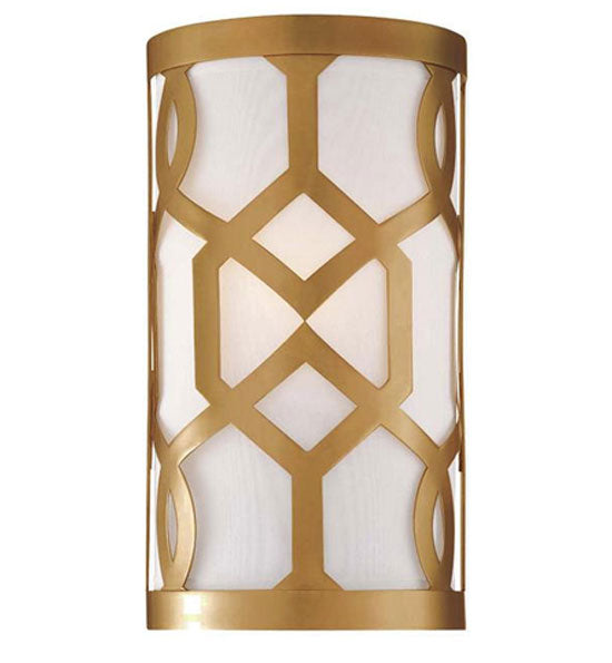 Crystorama Jennings 1 Light Wall Sconce