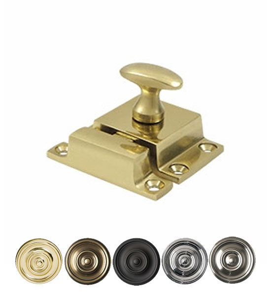 Solid Brass Cabinet and Furniture Lock