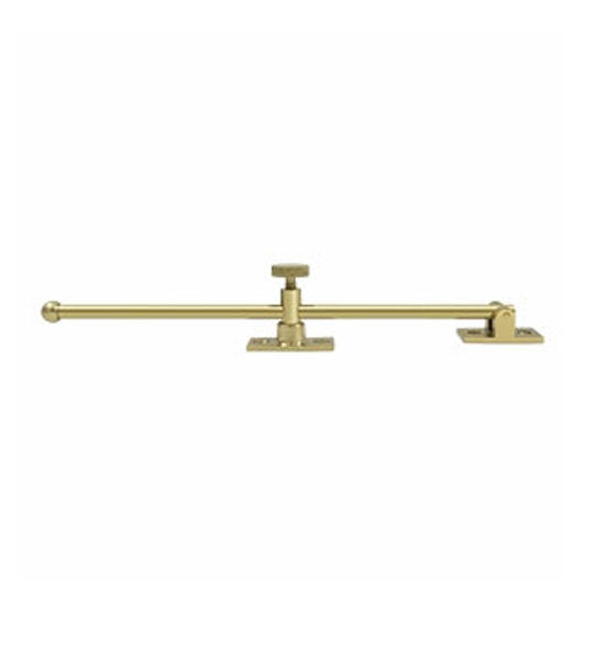 12 Inch Solid Brass Heavy Duty Casement Stay Adjuster