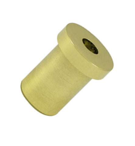 1 1/4 x 3/4 Inch Solid Brass Pivot Base