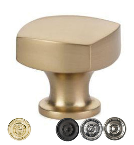 EmTek Urban Modern Freestone Cabinet & Furniture Knob