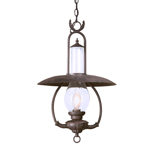 LA GRANGE 1 Light HANGING LANTERN LARGE