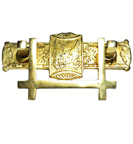 3 3/4 Inch Eagle Cabinet Drop Pull