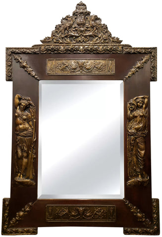 French Empire Era Mirror From Versailles, France
