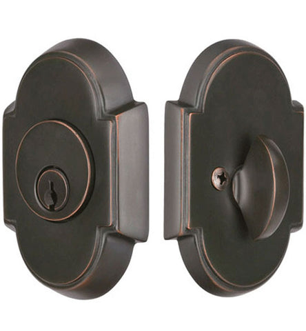 Modern Style Deadbolt Several Finishes Available