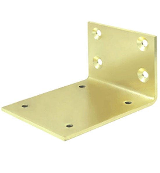 Solid Brass Jamb Bracket