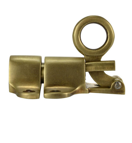 Solid Brass Traditional Transom Window Latch