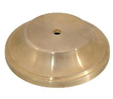 Cast Brass Classic Lamp Base