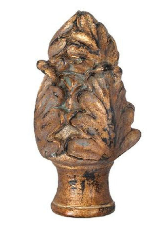 Acanthus Style Large Lamp Finial