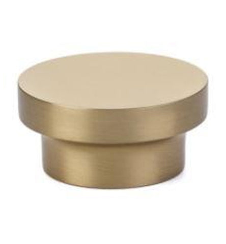 EmTek Urban Modern District Flat Cabinet and Furniture Knob