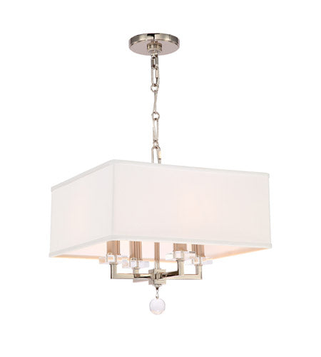 Crystorama Paxton 4 Light Mini Chandelier