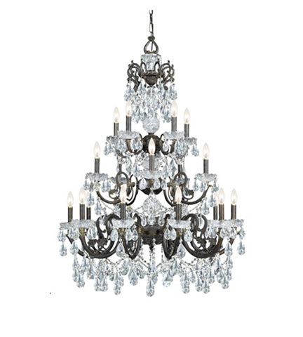 Crystorama Legacy 20 Light Chandelier