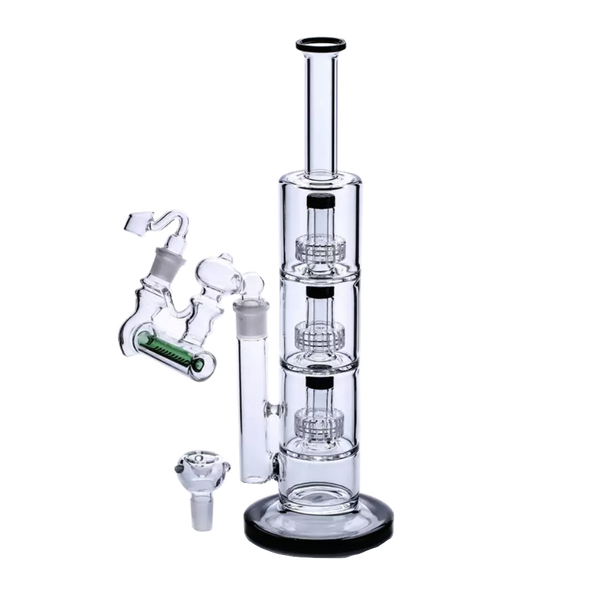 "16"" Triple Birdcage Recycler - The Oven Company"