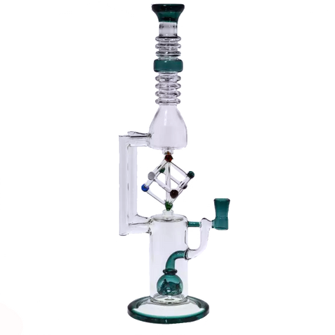 "13"" Penta-Cubed Water Pipe - The Oven Company"