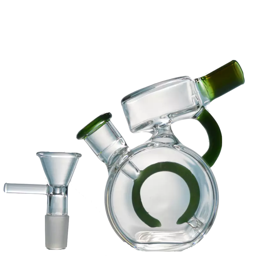 "4"" Baby Duck Bubbler - The Oven Company"