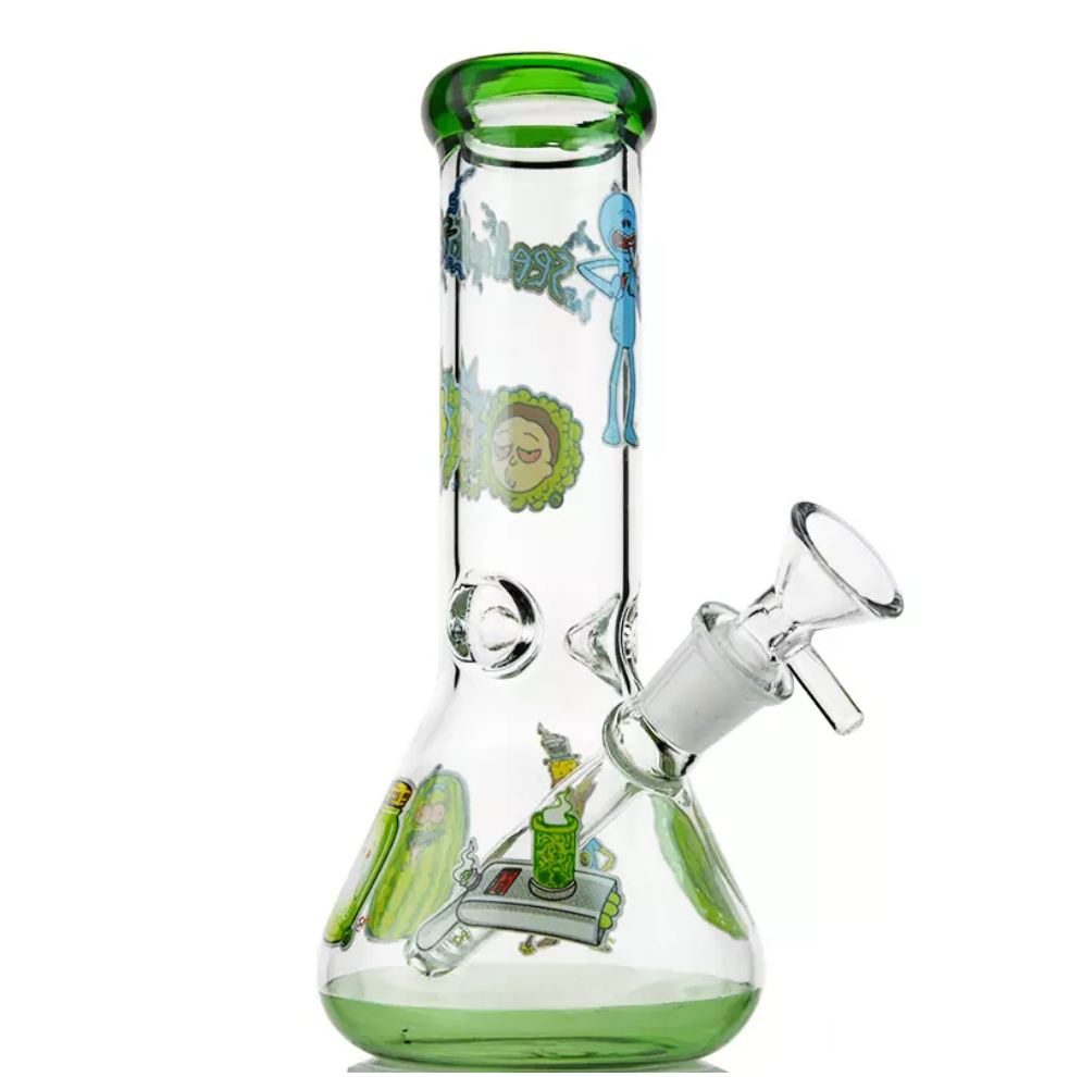 [Collector's Edition] Rick and Morty Water Pipe - The Oven Company