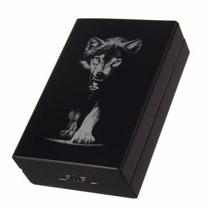 Wolf Cigarette Case - The Oven Company