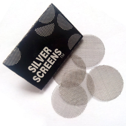 100pcs Stainless Steel Metal Filter Screens - The Oven Company
