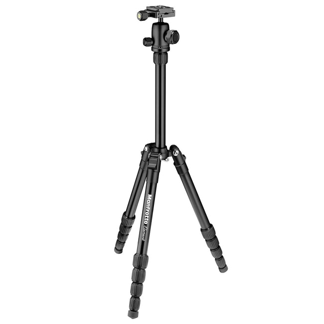 Tripié Manfrotto Traveller Element Chico Negro Para 4kg (MKELES5BK-BH)
