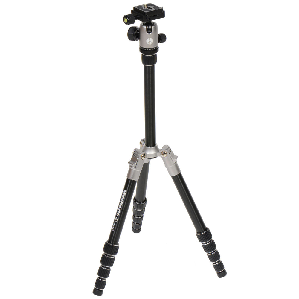 Tripie Manfrotto Traveller Element Chico Gris Para 4kg (MKELES5GY-BH)