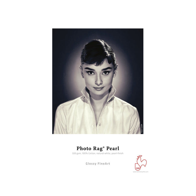 "Papel Hahnemühle Photo Rag® Pearl de 24"", Rollo de 12m. (10643462)"