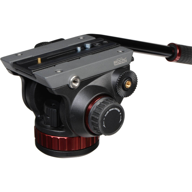 FocusFocus.mx | Cabeza Pro Manfrotto para Video MVH502AH