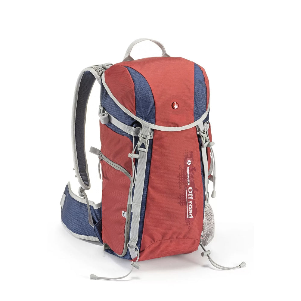 Mochila  ROJA HIKER 20L (MB OR-BP-20RD)