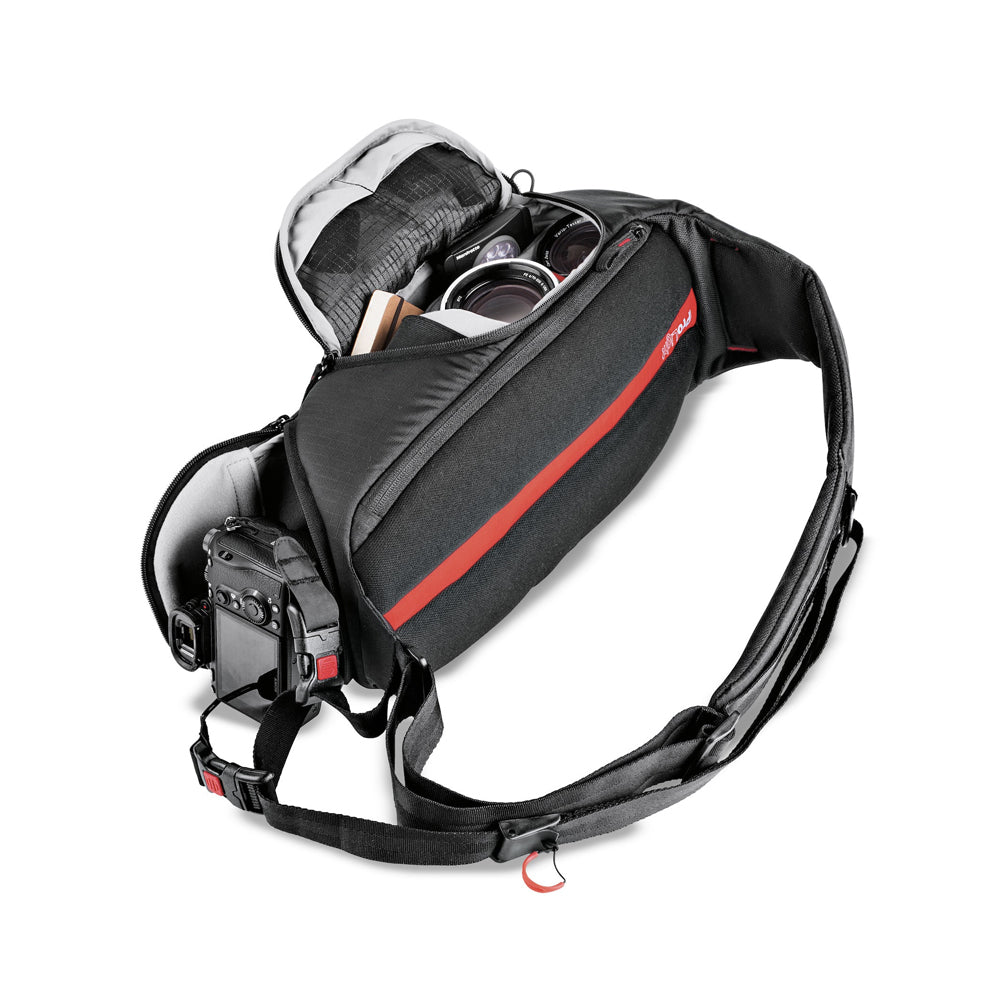 Mochila de Hombro PRO LIGHT FASTTRACK-8 PL (MB PL-FT-8)