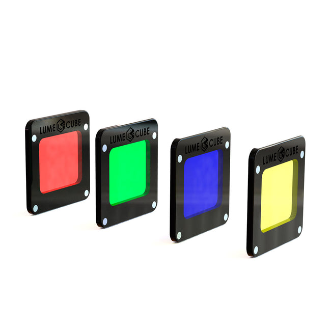 Kit De 4 Filtros Lume Cube RGBY (LC-LHRGBY11)