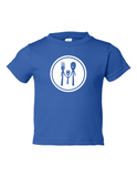 Fork Spoon Spork Mixed Funny Toddler Tee
