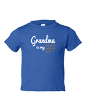Grandma Is My BFF Funny Toddler Tee