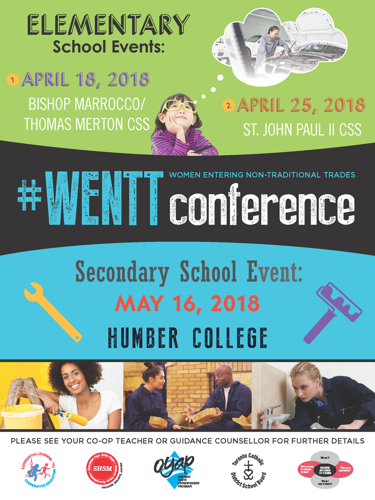 #WENTT Conference