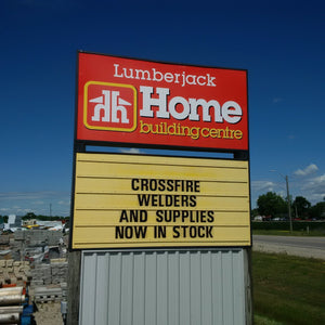 Dresden, ON Home Hardware Picks Up Crossfire