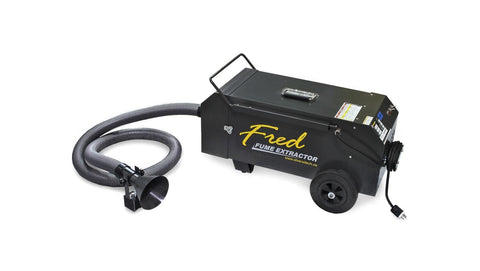 Diversitech Power Tools Fred Mini-Vac II Fume Extractor