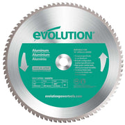 Evolution Power Tools 305mm Aluminum Cutting Saw Blade